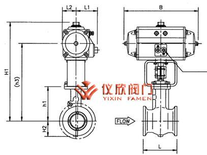275气动切管机电路图
